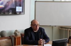Председатель клуба Сергей Владимирович Дохолян специально для портала Кавказский пост