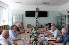 3 июля 2020 года состоялось очередное заседание Кавказского политико-экономического клуба «Развитие регионов: Стратегия – 2050»